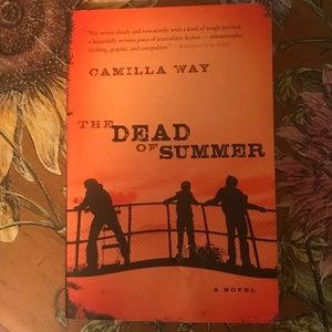 The dead of summer novel softcover book